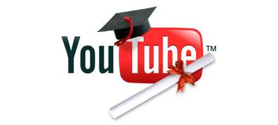 Youtube educación